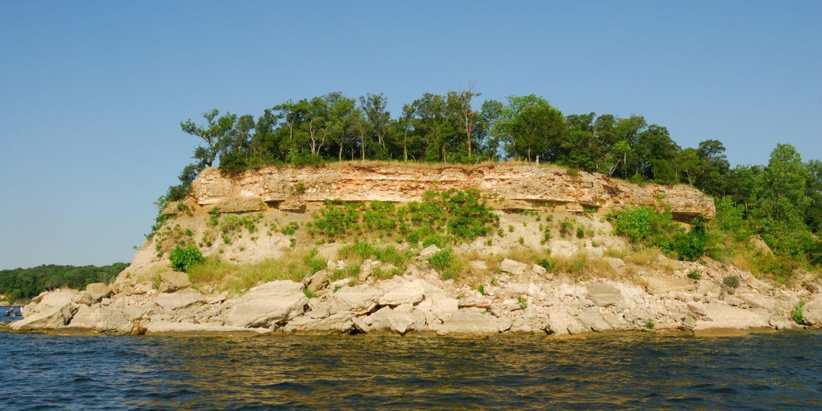 How Big Is Lake Texoma?